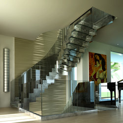 Cobra glass | Scale | Siller Treppen