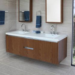 Kubista Undercounter Vanity H266 | Mobili lavabo | Lacava