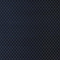 Air de Paris Fabrics | Nimes - Bleu Nuit | Vorhangstoffe | Designers Guild