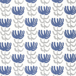 Alberesque Fabrics | Pierrette - Ink | Tissus pour rideaux | Designers Guild