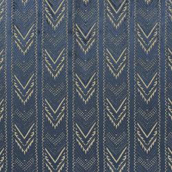 Alberesque Fabrics | Tippolo - Ink | Curtain fabrics | Designers Guild
