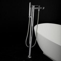 Tre Single-Hole Tub Filler 2895 | Bath taps | Lacava