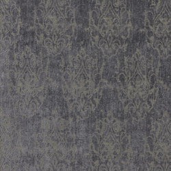 Signature Ashdown Manor Fabrics | Ardlington Velvet - Thistle | Tissus pour rideaux | Designers Guild