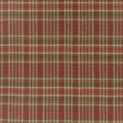 Signature Ashdown Manor Fabrics | Fyfield Plaid - Balmoral | Curtain fabrics | Designers Guild