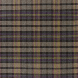 Signature Ashdown Manor Fabrics | Bradwell Plaid - Moss | Curtain fabrics | Designers Guild