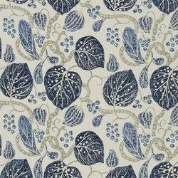 Astasia Fabrics | Astasia - Navy | Curtain fabrics | Designers Guild
