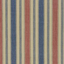 Astasia Fabrics | Tinato - Marine | Vorhangstoffe | Designers Guild