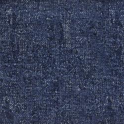 Atelier Camargue Fabrics | Mistral - Bleu De Minuit | Tissus pour rideaux | Designers Guild