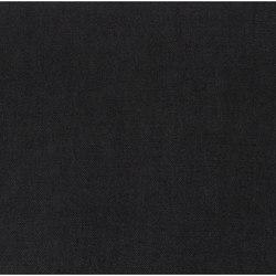 Brera Lino Fabrics | Brera Lino - Noir | Tissus pour rideaux | Designers Guild