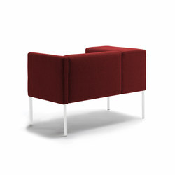 Brix | Lounge chairs | viccarbe