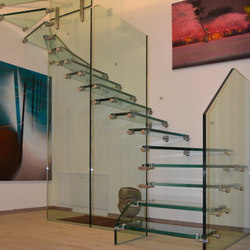 Mistral All Glass Vienna   Staircase systems   Siller Treppen