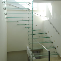 Mistral All Glass Sky | Staircase systems | Siller Treppen
