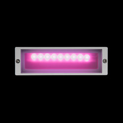 Camilla RGB Low Power LED / L 230 mm - Asymmetric/Symmetric Emission - Adjustable Optic | Éclairage général | Ares