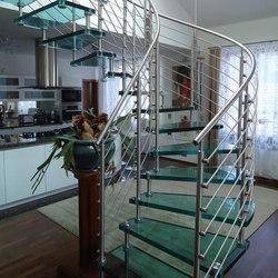 Sevilla Vetro | Escaliers en verre | Siller Treppen