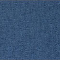 Brera Lino Fabrics | Brera Lino - Indigo | Vorhangstoffe | Designers Guild