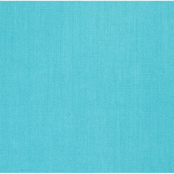 Brera Lino Fabrics | Brera Lino - Turquoise | Tessuti tende | Designers Guild