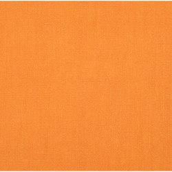 Brera Lino Fabrics | Brera Lino - Saffron | Tessuti tende | Designers Guild