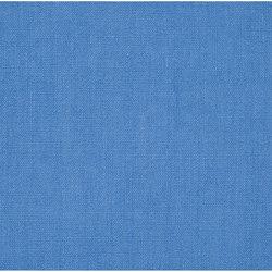 Brera Lino Fabrics | Brera Lino - Cerulean | Tessuti tende | Designers Guild