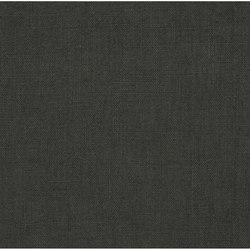 Brera Lino Fabrics | Brera Lino - Charcoal | Curtain fabrics | Designers Guild