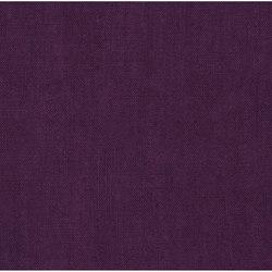 Brera Lino Fabrics | Brera Lino - Aubergine | Tejidos para cortinas | Designers Guild