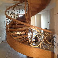 Baku | Wood stairs | Siller Treppen