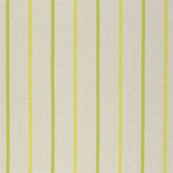 Brera Rigato II Fabrics | Brera Nastro - Lime | Curtain fabrics | Designers Guild
