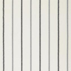 Brera Rigato II Fabrics | Brera Nastro - Noir | Tissus pour rideaux | Designers Guild
