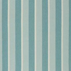 Brera Rigato II Fabrics | Brera Striscia - Jade | Curtain fabrics | Designers Guild