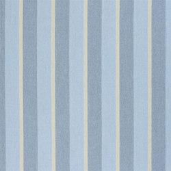 Brera Rigato II Fabrics | Brera Striscia - Sky | Curtain fabrics | Designers Guild
