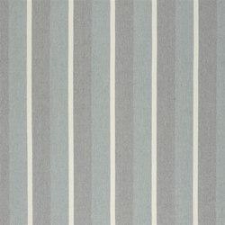 Brera Rigato II Fabrics | Brera Striscia - Zinc | Curtain fabrics | Designers Guild
