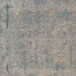 Bellagio light blue silver | Rugs | Amini