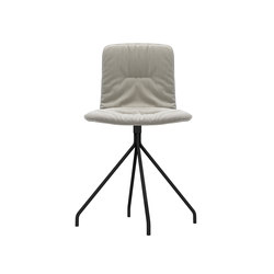 Klip | Visitors chairs / Side chairs | viccarbe