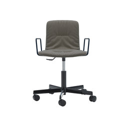 Klip | Office chairs | viccarbe