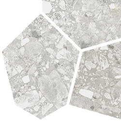 Ceppo di Gre | Mosaico Aymaras Gris | Ceramic mosaics | VIVES Cerámica