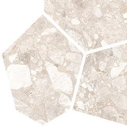 Mosaico Aymaras Marfil | Ceramic mosaics | VIVES Cerámica