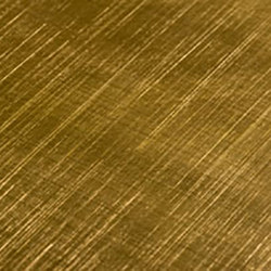 Finiture Bronzed Brass | Metal sheets / panels | YDF