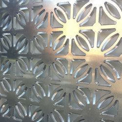 Finiture Engraved Aluminum | Metal sheets / panels | YDF