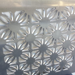 Finiture Engraved Aluminum | Metal sheets | YDF