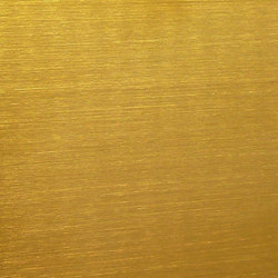Finiture Stainless Gold | Metal sheets | YDF