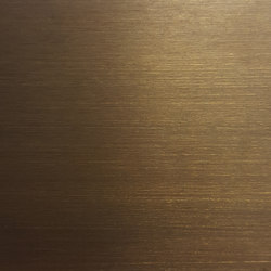Finiture Bronzed Brass Dark | Metal sheets / panels | YDF