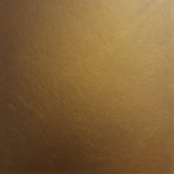 Finiture Burnished Brass | Metal sheets | YDF