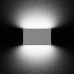 Gamma Mid-Power LED / Bidirectional | Lámparas exteriores de pared | Ares