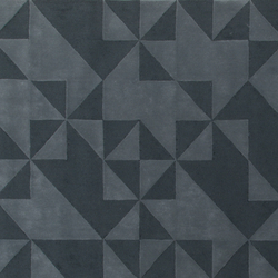 Fold CC2 dark grey | Rugs | Amini