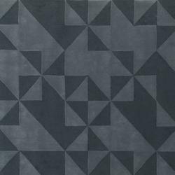 Fold CC2 dark grey | Formatteppiche | Amini