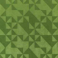 Fold CC2 green | Formatteppiche | Amini