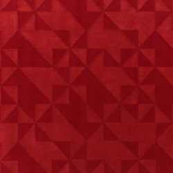 Fold CC2 red | Rugs | Amini