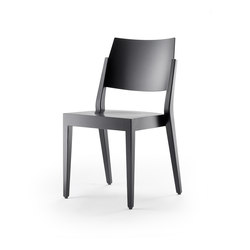 Kollektion.58 Karl Schwanzer contract chair | Restaurant chairs | rosconi