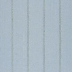 Brera Rigato II Fabrics | Brera Spigato - Sky | Curtain fabrics | Designers Guild