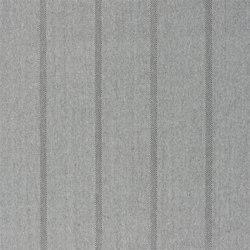 Brera Rigato II Fabrics | Brera Spigato - Ebony | Tissus pour rideaux | Designers Guild