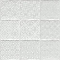 Etnia | Bugis Blanco | Baldosas de cerámica | VIVES Cerámica